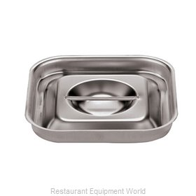 Paderno World Cuisine 44502-04 Bain Marie Pot Cover