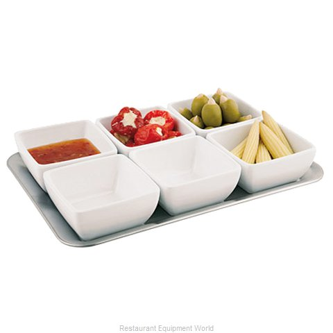 Paderno World Cuisine 44838-07 Bowl Set (Magnified)