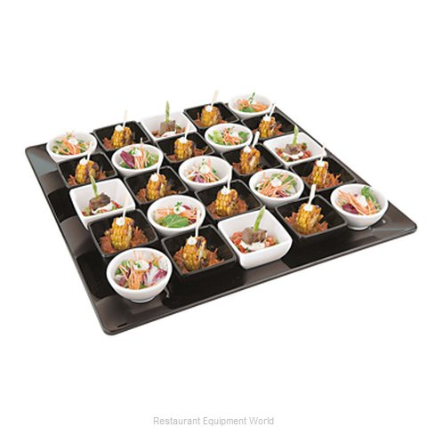 Paderno World Cuisine 44841B51 Platter Plastic (Magnified)
