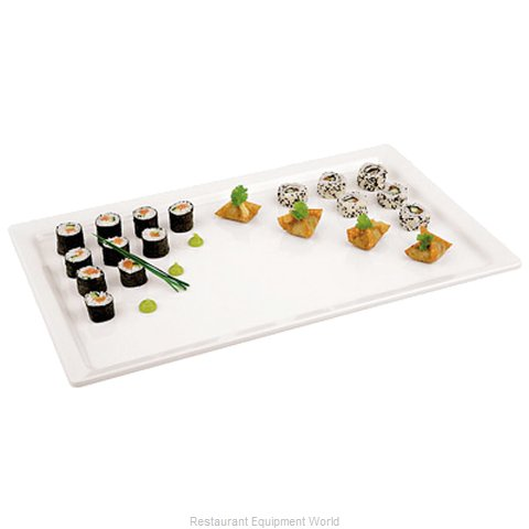 Paderno World Cuisine 44843-12 Platter Plastic (Magnified)