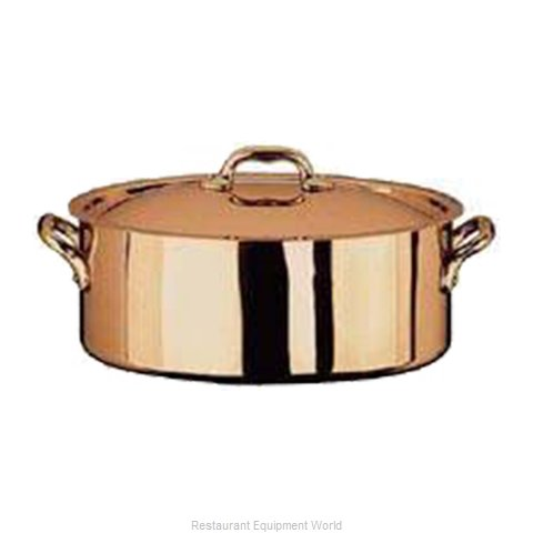 Paderno World Cuisine 45238-20 Brazier Pan (Magnified)