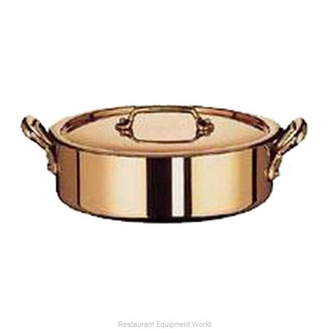 Paderno World Cuisine 45309-28 Brazier Pan