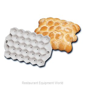 Paderno World Cuisine 47041-02 Dough Bread Stamp