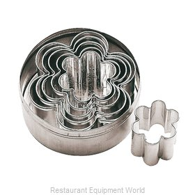 Paderno World Cuisine 47306-10 Dough/Cookie Cutter