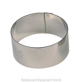 Paderno World Cuisine 47425-01 Pastry Ring