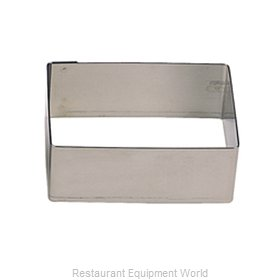 Paderno World Cuisine 47425-10 Pastry Ring