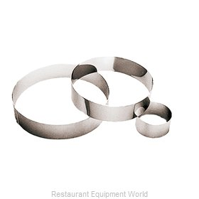 Paderno World Cuisine 47532-20 Pastry Ring