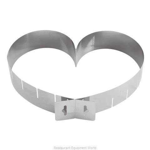 Paderno World Cuisine 47542-00 Pastry Ring