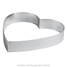 Paderno World Cuisine 47542-18 Pastry Ring