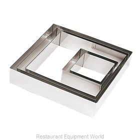 Paderno World Cuisine 47548-02 Pastry Ring