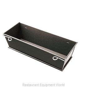 Paderno World Cuisine 47715-30 Pate' Mold, Metal