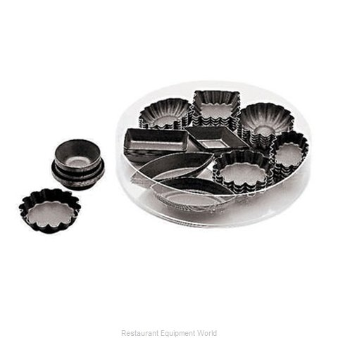 Paderno World Cuisine 47730-24 Pastry Mold