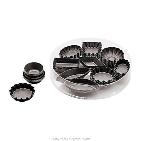 Paderno World Cuisine 47730-60 Tart Mold