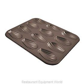 Paderno World Cuisine 47731-12 Baking Sheet, Pastry Mold