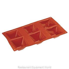 Paderno World Cuisine 47742-07 Baking Sheet, Pastry Mold, Flexible