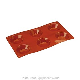Paderno World Cuisine 47742-35 Baking Sheet, Pastry Mold, Flexible