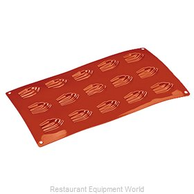 Paderno World Cuisine 47742-36 Baking Sheet, Pastry Mold, Flexible