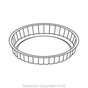 Paderno World Cuisine 47767-28 Pastry Mold