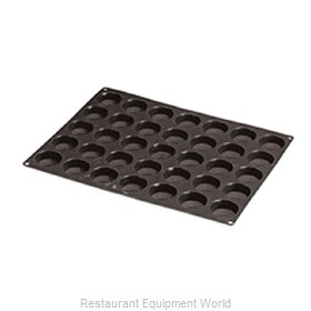 Paderno World Cuisine 47780-06 Baking Sheet Pastry Mold Flexible