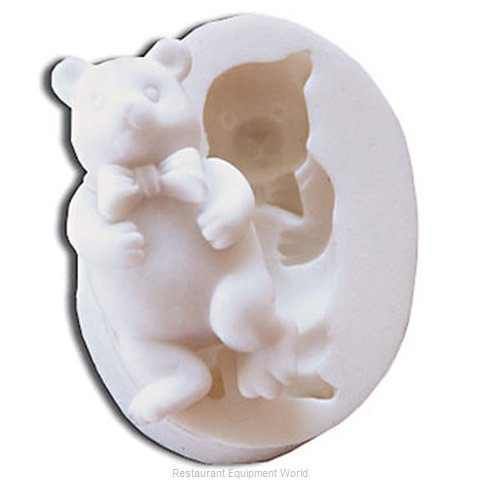 Paderno World Cuisine 47791-51 Butter Candy Mold Flexible