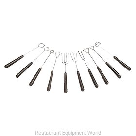 Paderno World Cuisine 47833-10 Fondue Pot Accessories