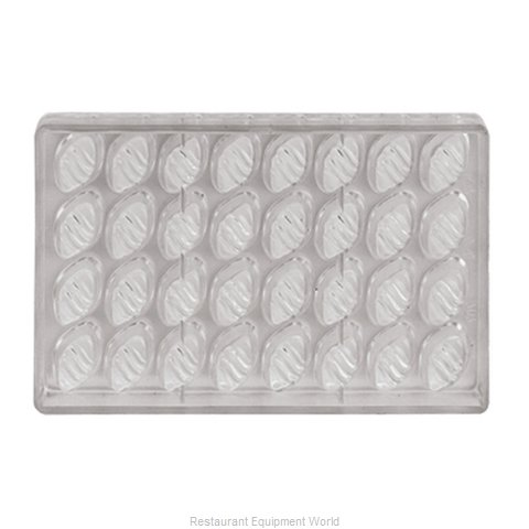 Paderno World Cuisine 47860-06 Butter Candy Mold Flexible