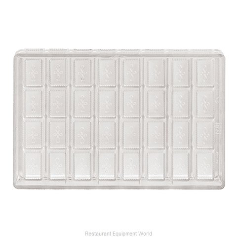 Paderno World Cuisine 47860-08 Butter Candy Mold Flexible