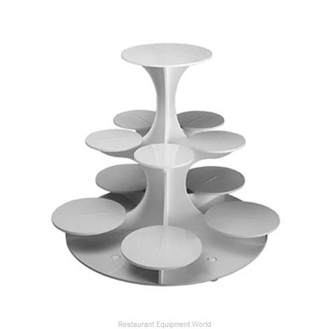 Paderno World Cuisine 47910-01 Tiered Display Server Stand
