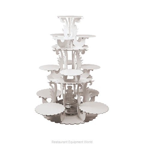 Paderno World Cuisine 47910-15 Tiered Display Server Stand