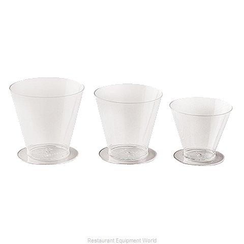 Paderno World Cuisine 48352-03 Disposable Cups / Cones