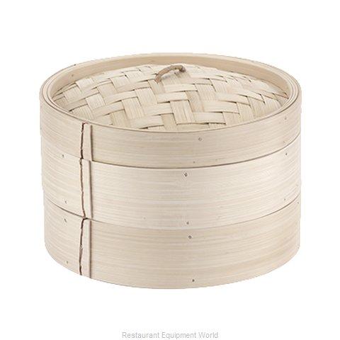 Paderno World Cuisine 49603-25 Steamer Basket / Boiler Set