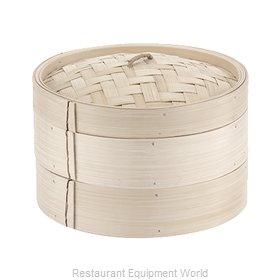 Paderno World Cuisine 49603-40 Steamer Basket / Boiler Set