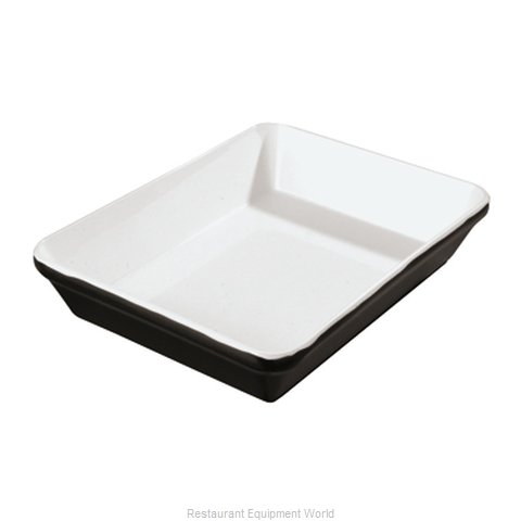 Paderno World Cuisine 49650-35 Plate Plastic (Magnified)