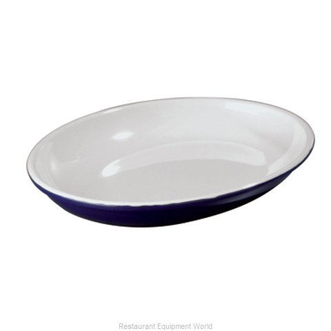 Paderno World Cuisine 49650-49 Plate, Plastic (Magnified)