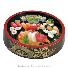 Paderno World Cuisine 49655-21 Bento Sushi Box