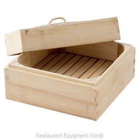 Paderno World Cuisine 49656-15 Steamer Basket / Boiler Set