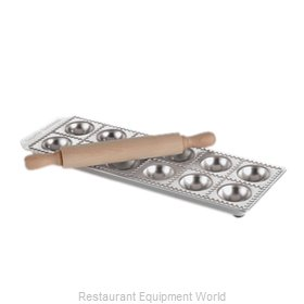 Paderno World Cuisine 49840-34 Baking Sheet Pastry Mold