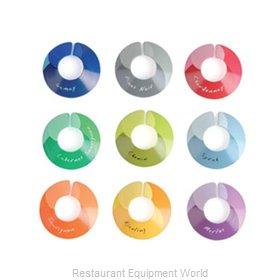 Paderno World Cuisine 95060-1 Glass, Wine Charm Tag