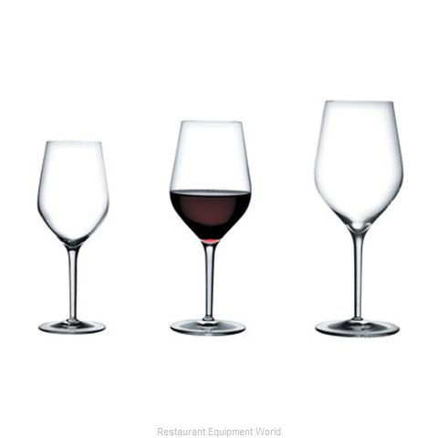 Paderno World Cuisine 95123-3 Glass, Wine (Magnified)