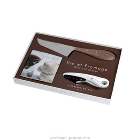 Paderno World Cuisine 95184-4 Knife Set, Cheese