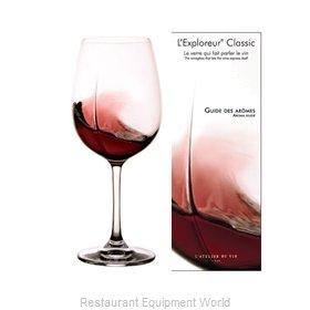 Paderno World Cuisine 95232-2 Glass Wine