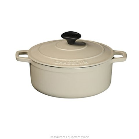 Paderno World Cuisine A1716028 Cast Iron Dutch Oven
