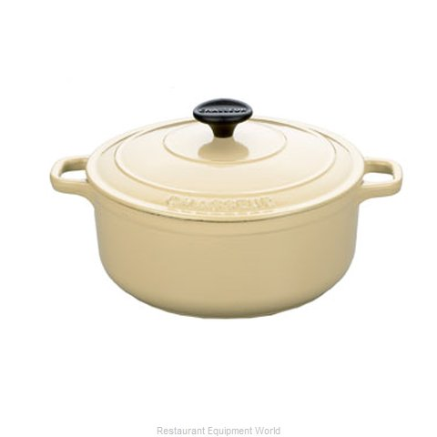 Paderno World Cuisine A1716328 Cast Iron Dutch Oven