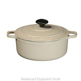Paderno World Cuisine A1717027 Cast Iron Dutch Oven