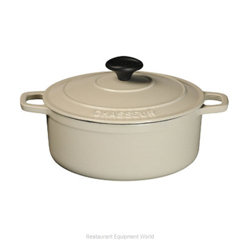 Paderno World Cuisine A1717029 Cast Iron Dutch Oven