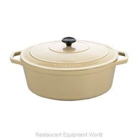 Paderno World Cuisine A1717333 Cast Iron Dutch Oven