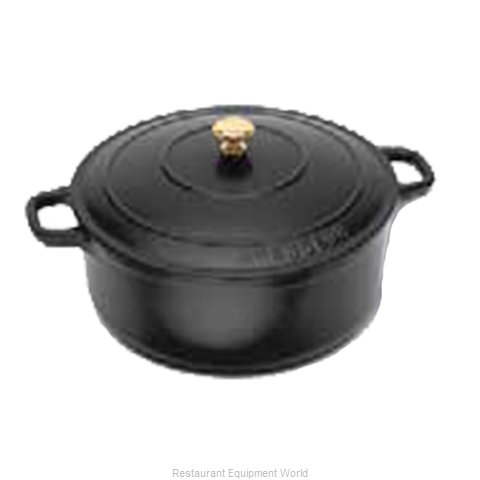 Paderno World Cuisine A1730210 Cast Iron Dutch Oven (Magnified)