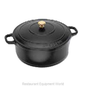 Paderno World Cuisine A1730210 Cast Iron Dutch Oven