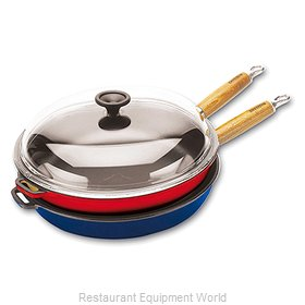 Paderno World Cuisine A1731028 Cast Iron Fry Pan