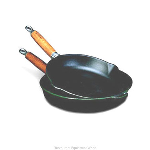 Paderno World Cuisine A1732026 Cast Iron Fry Pan Skillet